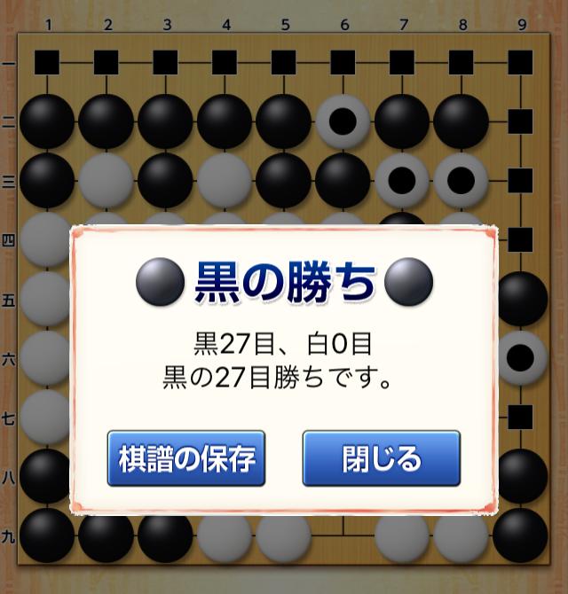 現在の囲碁の棋力