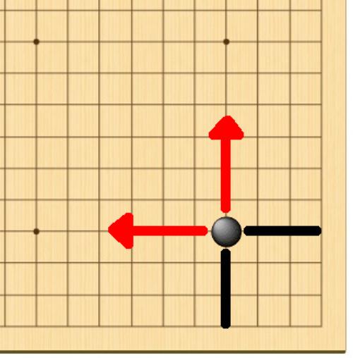 囲碁の基本その1星