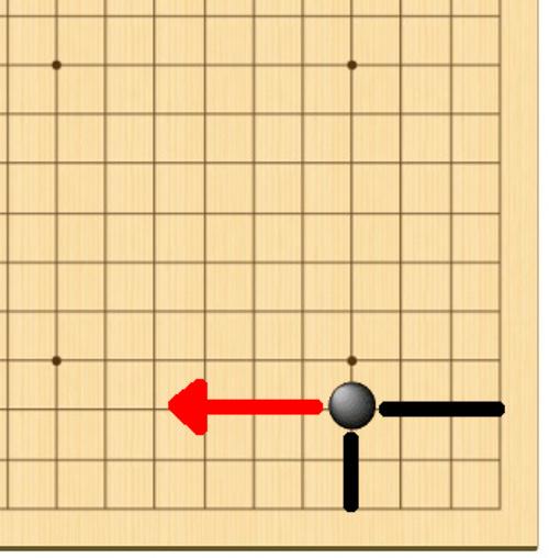 囲碁の基本星から打つその2
