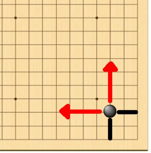 囲碁の基本星から打つその3