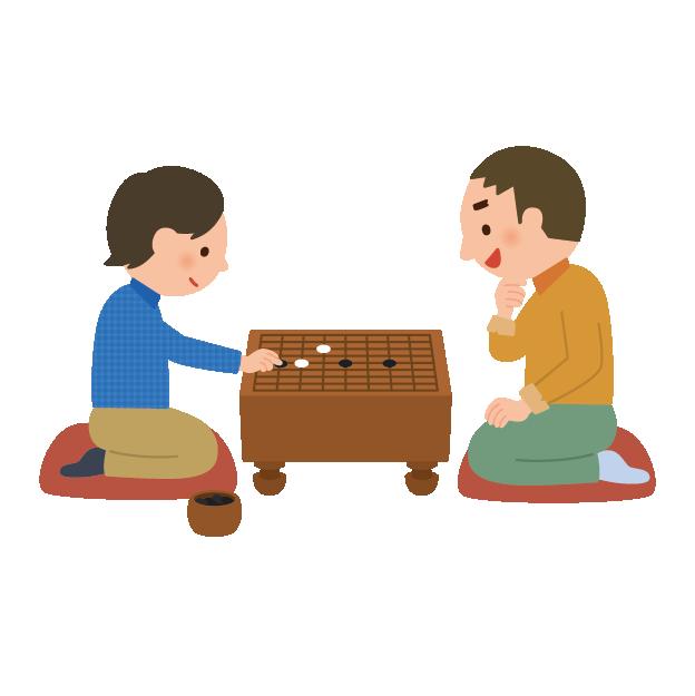 囲碁のプロ棋士さんに会いに
