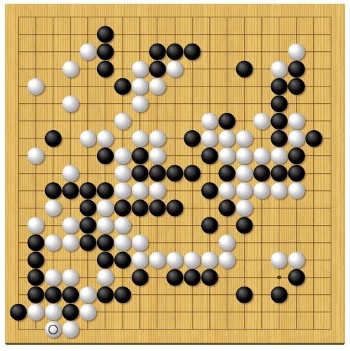 仲邑菫(なかむら すみれ)ちゃん公式戦の棋譜第2戦