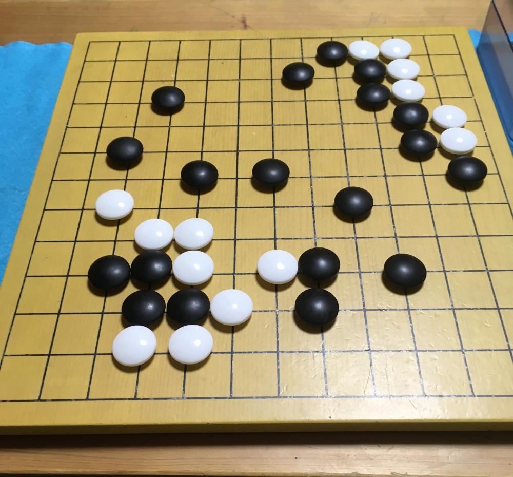 プロ棋士さんとの対局