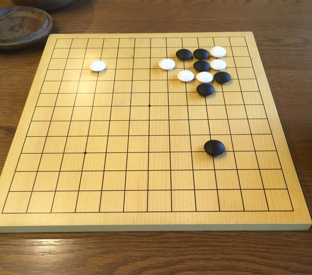 A氏との対局5戦目