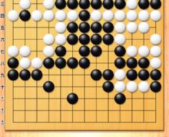 みんなの囲碁で勝てる時